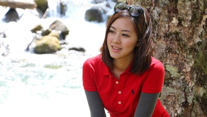 Sounkyo Gin Ga No Taki Waterfall Hokkaido Japan