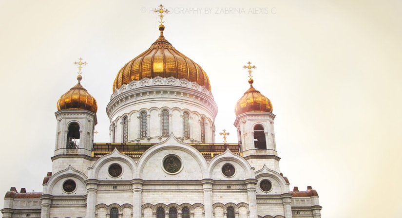 Travel Diary: The Golden Hour in Moscow, Russia