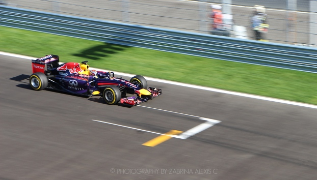 Team Toro Rosso Red Bull F1 Sochi