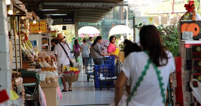 Or Tor Kor Market Bangkok