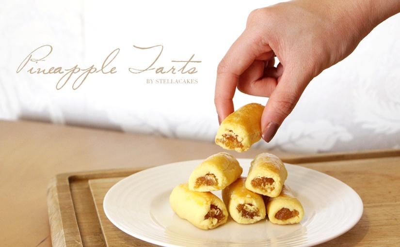 Baking: StellaCakes' Pineappletarts