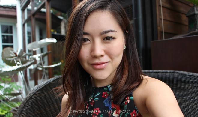 Zabrina Alexis C at Bo.lan Bangkok Thailand
