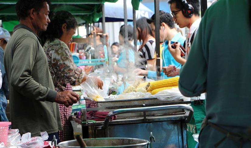 Travel Diary: Journey through Bangkok,Thailand