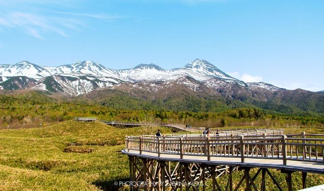 Shiretoko go-ko five lakes hokkaido travel