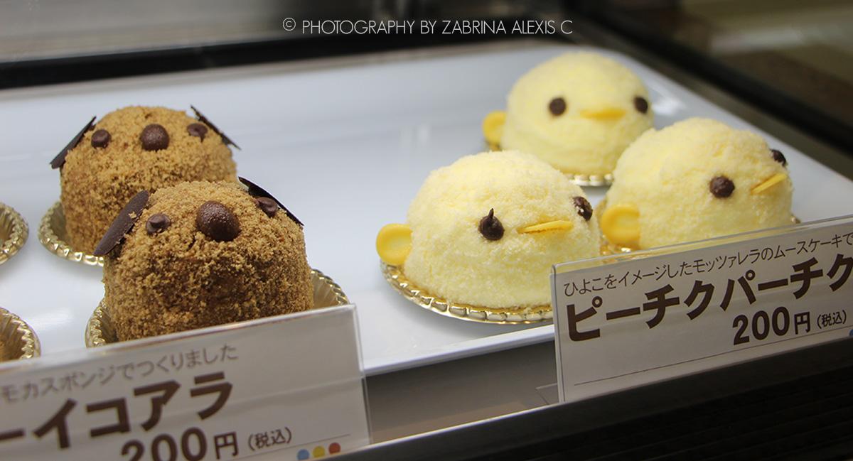 Japanese Hokkaido Cake Recipe: Rokkatei (六花亭) Butter Cream Sandwich, Hokkaido, Japan
