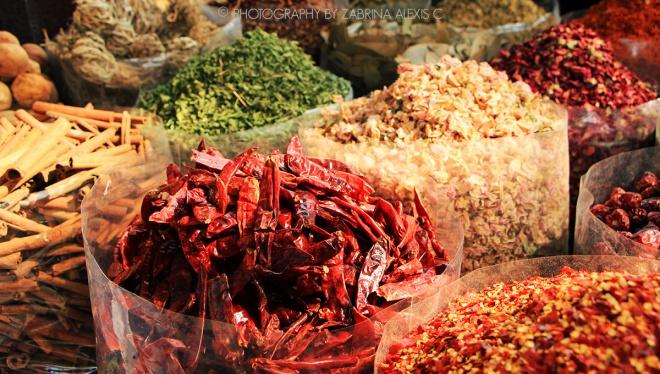 Dubai's Spice Souk