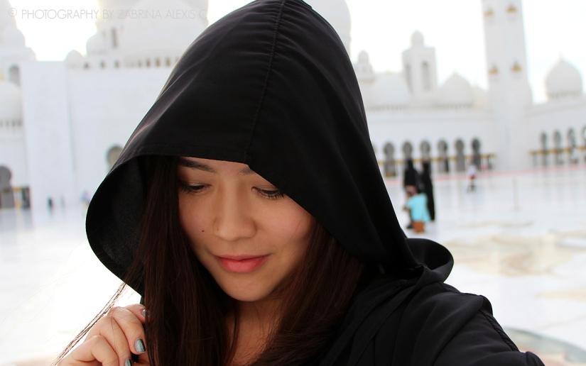 Travel Diary: Shiekh Zayed Grand Mosque, Abu Dhabi, UAE(Gallery)