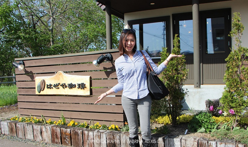 Hazeya Cafe (はぜや珈琲), Abashiri, Hokkaido,Japan
