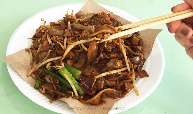 Char Kway Teow Singapore's favourite dish Revew