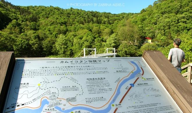 Kamuikotan Hokkaido Japan Asahikawa Travel Diary Tourism