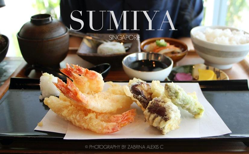 Sumiya Charcoal Grill Izakaya,Singapore
