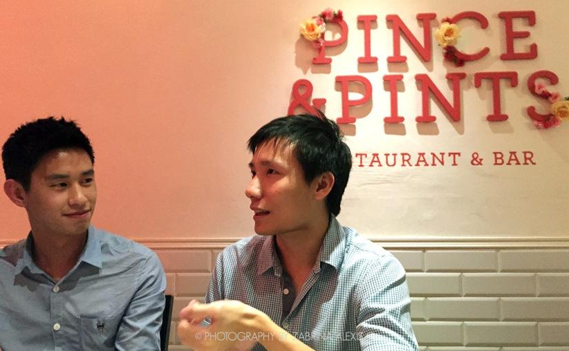 Pince & Pints,Singapore