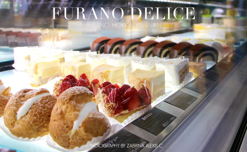 Furano Delice (菓子工房フラノデリス), Furano, Hokkaido,Japan