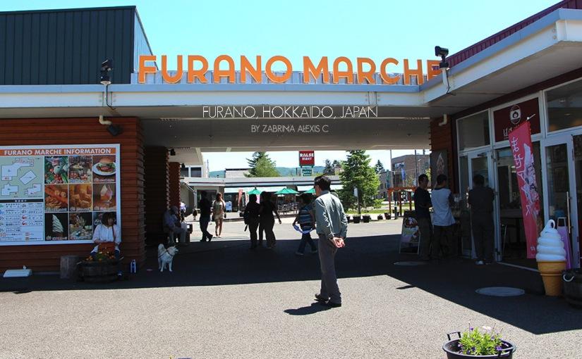 Let's explore: Furano Marche (フラノマルシェ), Furano, Hokkaido,Japan