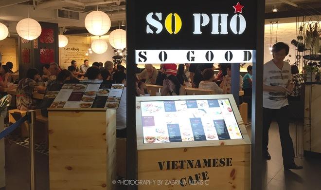 So.pho Singapore Food Review Blog Pho