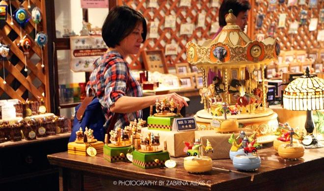 Orgel Museum Otaru Music Box Hokkaido Japan Travel Diary Blog