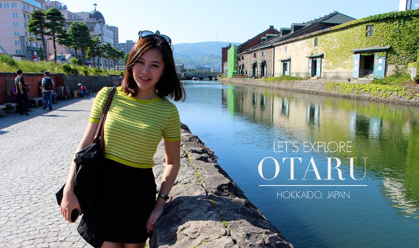 Let's explore: The little town of Otaru, Hokkaido, Japan