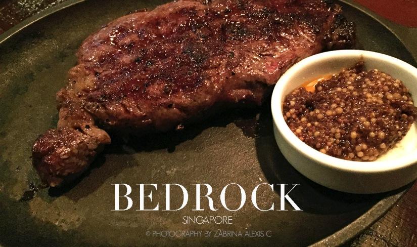Bedrock Bar & Grill,Singapore