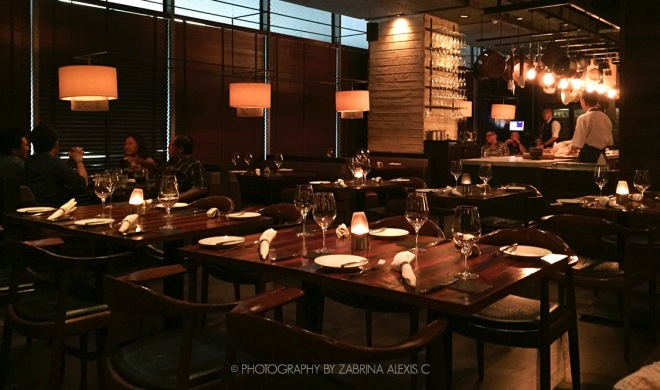 Bedrock Bar & Grill Singapore Steakhouse Steak Food Review Blog