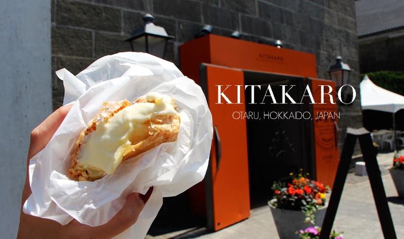 Kitakaro (北菓楼), Otaru, Hokkaido,Japan