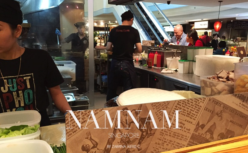 NamNam, Singapore