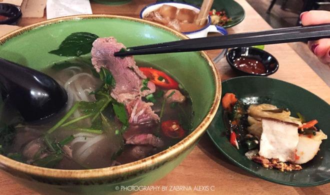 NamNam Pho Singapore Food Review Blog Vietnamese Noodles
