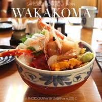 Wakakoma, Sapporo, Hokkaido, Japan