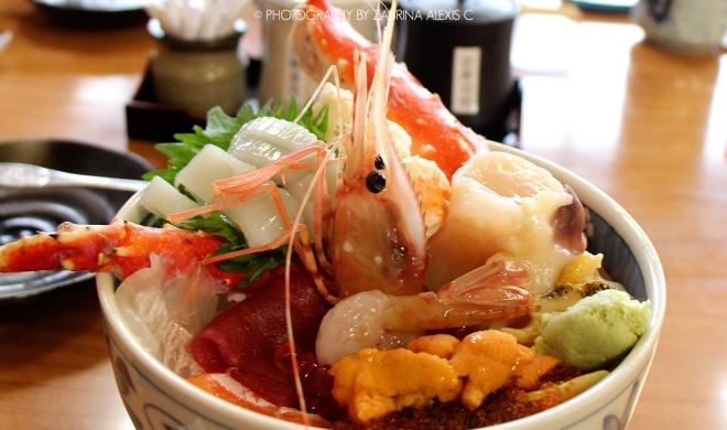 Wakakoma Restaurant Anthony Bourdain Food Review Blog Sapporo Hokkaido Japan