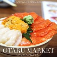 Otaru Market, Otaru, Hokkaido, Japan (Gallery)