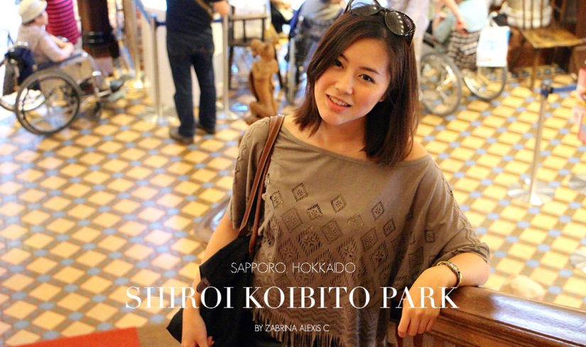 Travel Diary: Shiroi Koibito Park, Sapporo, Hokkaido,Japan