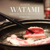 Watami Japanese Casual Restaurant, Singapore