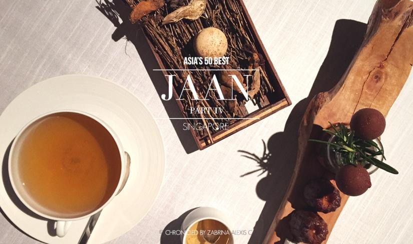 Asia's 50 Best: Jaan, Singapore (Part 4, Desserts & FinishingTouches)
