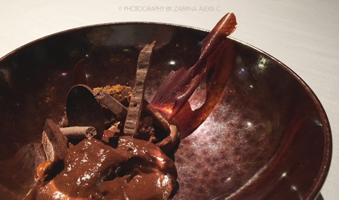 Asia's 50 Best Restaurants 2014 2015 Jaan Singapore Food Review Blog Choconuts 'Grand Cru'