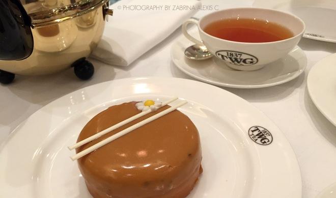 TWG Tea Palor Singapore Global European Afternoon High Tea Cakes