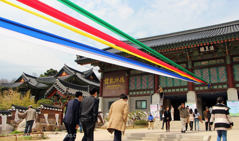 Bongeunsa Temple, Seoul, South Korea (Gallery)