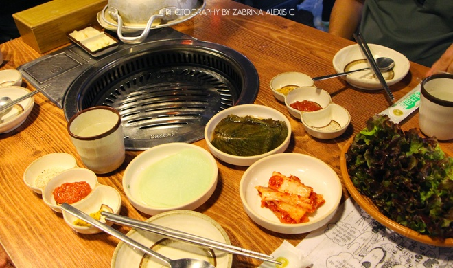 No. 813 BBQ Restaurant Barbecue Seoul Korea Food Review Blog