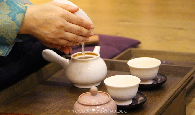Busan Museum Tea Making Cultural Experience 부산시립박물관 Travel Blog