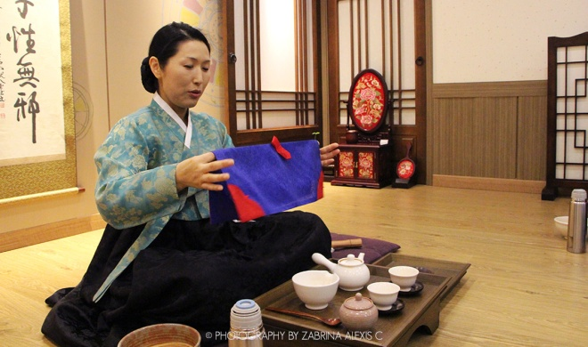 Busan Museum Tea Making Cultural Experience 부산시립박물관 Travel Blog