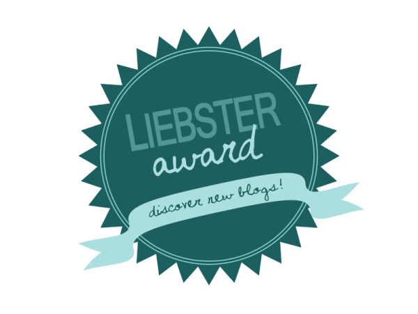 Liebster and One Lovely Blog Awards