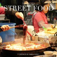 4 Things to Taste: Adventures with Street Food in South Korea