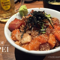 Lunch Date at Teppei, Singapore