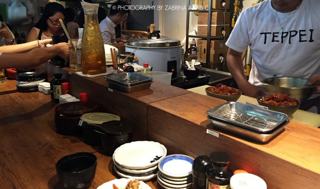 Teppei Japanese Restaurant Singapore  Food Review Blog
